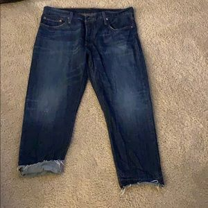 NWOT 501 CT jeans